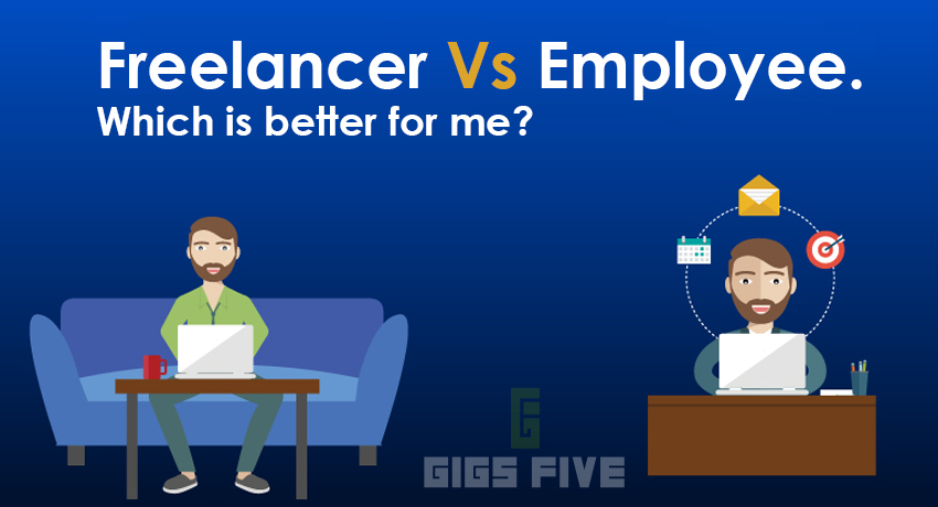 Freelancer Vs Employee. Which is better?
